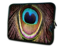 "Free shipping Feather 15"" Laptop Bag Case Cover For 15.6"" HP Pavilion,Dell In spiron,Acer Notebook"