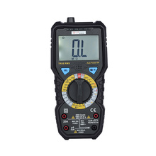 Bside ADM08D Digital Multimeters AC/DC Current Voltage Temperature Capacitance Frequency Resistance Testers True RMS Meters(China)