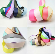 Top Quality Polyester Grosgrain Ribbon Suppliers for Hair Accessories Work Crafts from 6mm to 100mm
