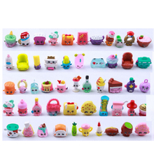 10pc & 20pc Kawaii Dreamme Fruit Dolls Shop Family kins Action Figures Pen PuppetsBaby Gift Season Kid Pretend Kitchen Play Toys