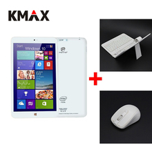 KMAX Tablet 8 inch IPS Quad Core for Intel CPU 3735G Tablette Windows 10 Tablets PC BT Dual Cameras Include Keyboard and Mouse