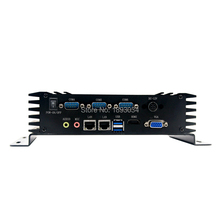 types of computer motherboard Fanless Industrial Mini pc N2600 / Low Cost /3G function/4gb ram/16gb SSD(China)