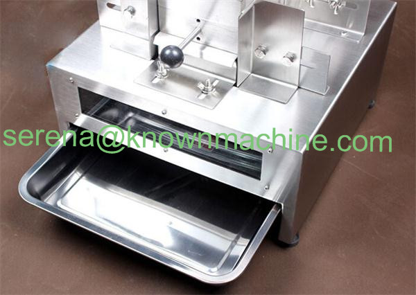 Chocolate Shaving Machine10