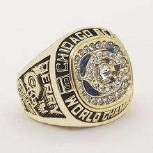 The Best Quality 1985 Chicago Bears Super Bowl Sports Replica Championship Rings