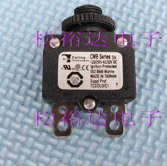 CMB-033-11C3N-BA import Carlin new original breaker 3A<br>