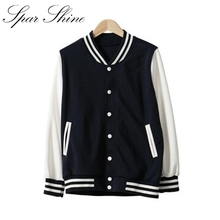 2016 New sweater coat hoodies sweatshirt 2016 spring winter Baseball jacket  women's casual long-sleeved  warm and comfortable