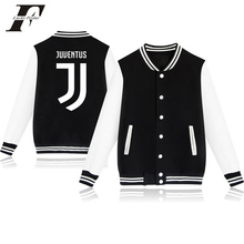 2017  hit hop winter Baseball jacket bomber jacket men women Spliced Juventus tracksuit club Italy Gianluigi coat survetement