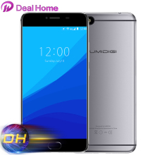 Original UMIDIGI C NOTE 4G Mobile Phone Android 7.0 3GB+32GB MTK6737T 1080P 13.0MP Camera Dual SIM 5.5 inch FHD Cell Phone