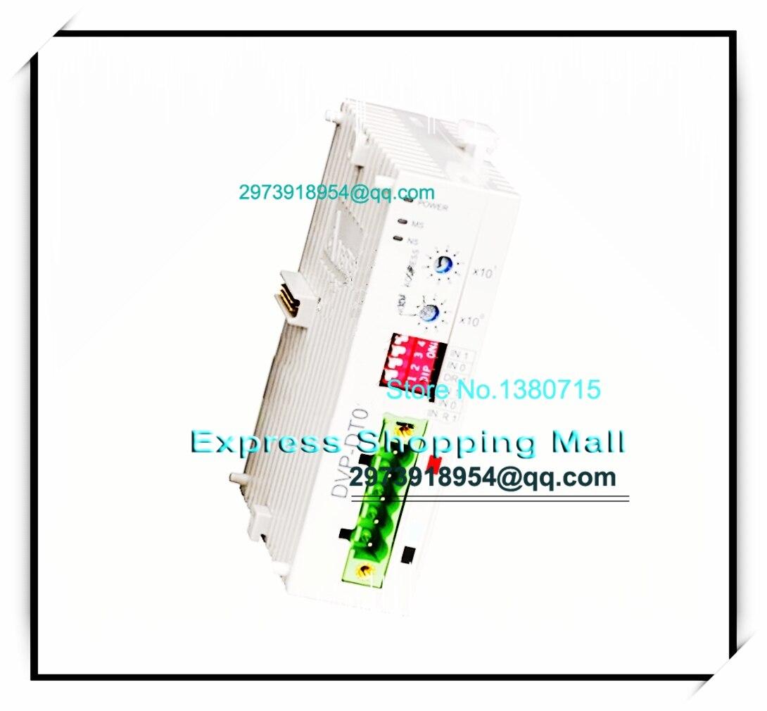 New Original DVPDT01-S Delta PLC DeviceNet slave communication module<br><br>Aliexpress