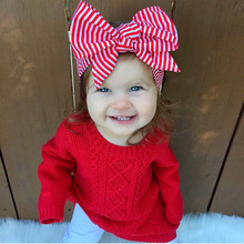 Fashion  top bowknot cute turban headband  head wraps hair accessories headwear