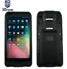 "China K62 6"" Tablet Mini PC Android 5.1 IP67 Waterproof Shockproof Rugged Smartphone With 1D 2D Barcode Scanner PDA GPS 4G Lte(China)"