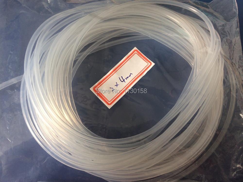 ID2mmXOD4mm Food Grade Medical Use FDA Silicone Rubber Flexible Tube / Hose / Pipe<br><br>Aliexpress
