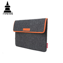 11 13 14 15.6 Inch Laptop Sleeve Case Bag Business Travel Soft Liner Bag Wool Felt Casual Tablet PC Sleeve Bags For Macbook iPad