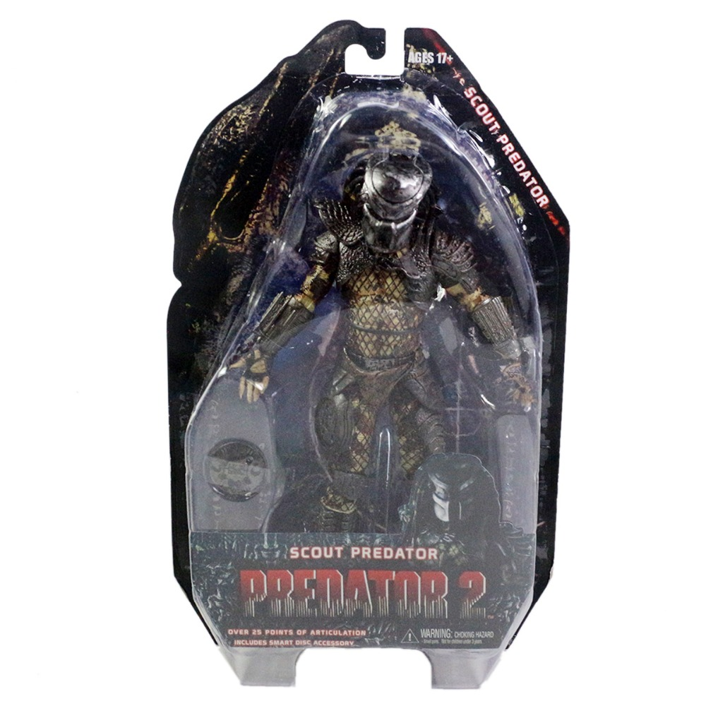 PREDATOR 2 Series 6 Scout Predator Lost Hunter Action Figure Free Shipping<br>