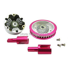 Metal 38T Gear Differential Set for Sakura Ultimate XI S XIS Sport Touring Car