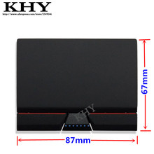 New original Three Keys Touchpad With button For ThinkPad X240 X250 X260 X270 Series P/N SM10G93365 SM10G93366(China)