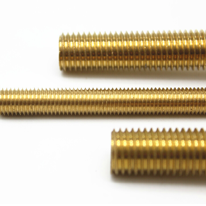 14mm M14 500mm Brass Threaded Bar Screw Rod Shaft All Sizes in Stock<br><br>Aliexpress