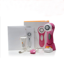 Ultrasonic electronic artifact freckle wrinkle cleansing instrument face beauty instrument(China)