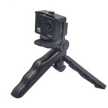 Portable Camera Holder Camera handle Flexible Mount universal tripod support Arbitrarily adjust high low angle for GOPRO Camera