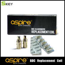 Factory Supply E-cigs Replaceable Coils 5 pcs/lot Qualified Aspire Bottom Double Coil for Aspire Vaporizer(China)