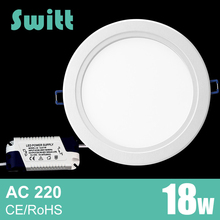 Led Downlights 3W 5W 7W 9W 12W 15W 18W 220V LED Ceiling Downlight 5730 Lamps Led Ceiling Lamp Home Indoor Lighting