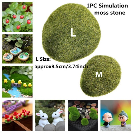 Garden Miniatures Micro Landscape Bonsai Figurine Resin Crafts Mini Cabochon Ladybug Chicken Bunny Fairy Garden Ornament Decor