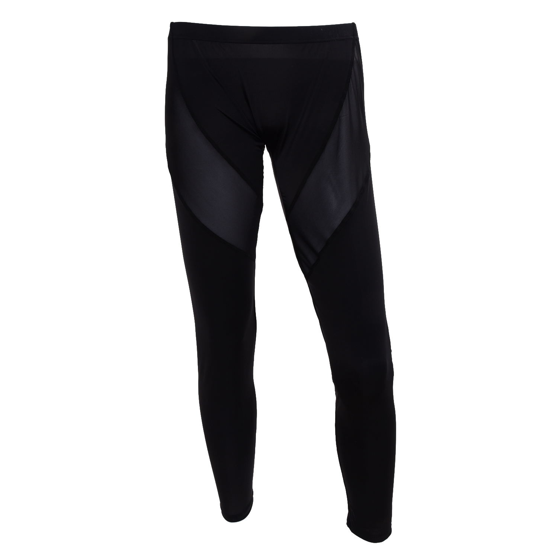 5pcs( Men Long Pants Footless Pantyhose Underwear Leggings Baselayer Tights Sexy Hot<br>