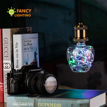 Led bulb Apple rgb led lamp 3w globe Firework light bulb 110v/220v led string light e27 led lampada for home decor & gift lampen