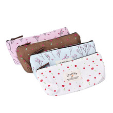 Pastorable Canvas Pen Bag Pencil Case Brand New Different Colors set of 4 Housekeeping & Organization Vovotrade