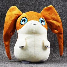 27cm Digimon Adventure Plush Toy Anime Digital  Ver. 3 Patamon Plush doll Toy Free Shipping