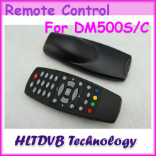 5pc/lot Black / White dm 500 DM500 Remote Control For DM500S/C/T Satellite TV Receiver Free Shipping(China)