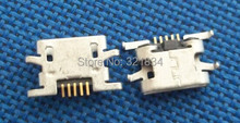 Free shipping 20pcs/lot micro usb connector repair parts for Sony Xperia M C1904 C1905 C2004 C2005(China)