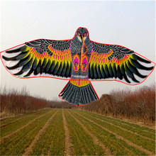 New High Quality Toys brand Huge Eagle Kite Without String Novel Toy Kites Eagles Large Flying For Outdoor Fun & Sports(China)