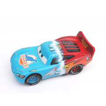 5 Styles Pixar Cars Diecast McQueen& Francesco Dj & Star Wars Mater  Alloy Metal Toy Car For Children 1:55 Cartoon  Car Model