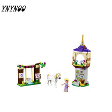 YNYNOO BELA 10564 145pcs Rapunzel's Best Day Ever Building Blocks Classic For Girl Kids Model Toys Marvel Compatible Lepin