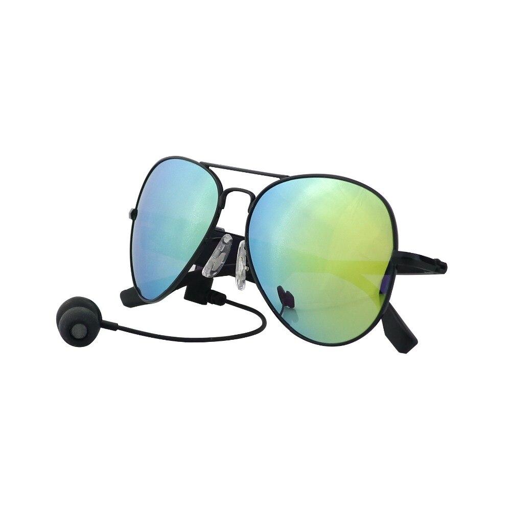 4.1 wireless Bluetooth headset smart cycling glasses polarized sun lens wearing ear type vehicle Sunglasses<br><br>Aliexpress