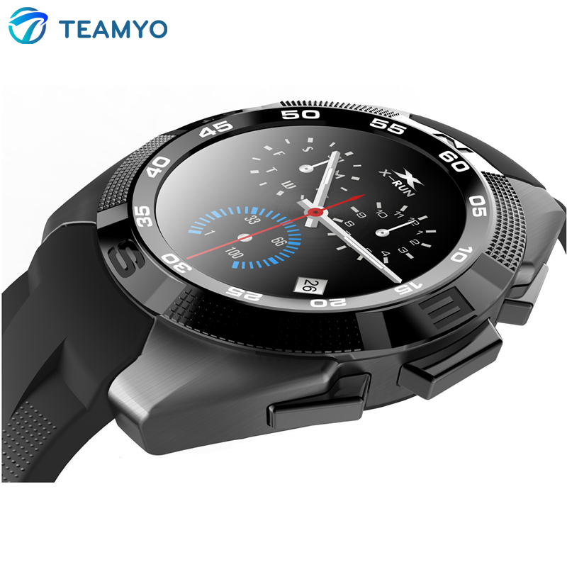 TEMAYO Bluetooth Smartwatch NB-1 MTK2502 Smart Watch With Heart Rate Monitor Fitness Tracker Sync SMS For Android IOS NO.1 G5<br><br>Aliexpress