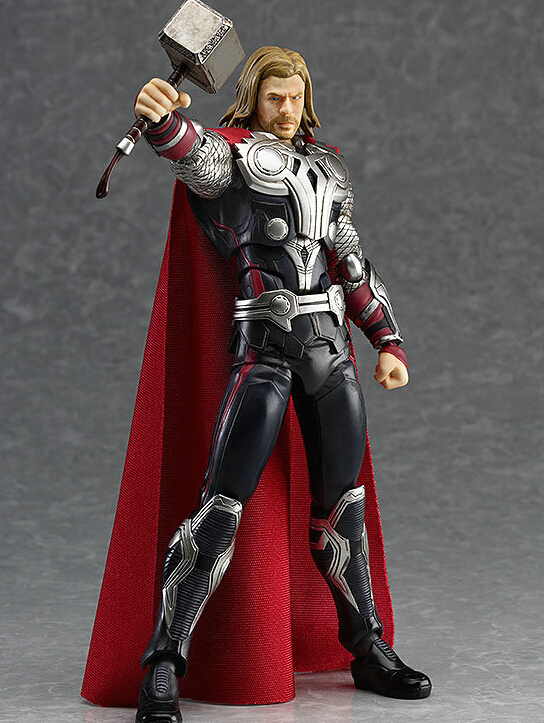 Superhero Action Figure Thor 160mm PVC Movie Toys Figure Bonecos Articulados Super Herois Thor Anime Figures Juguetes<br><br>Aliexpress