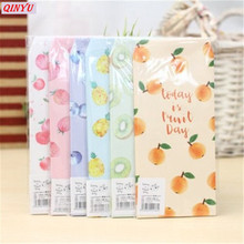 5pcs Fruit series envelope writing paper cute love greeting/birthday/christmas card envelopes gift Office stationery Supplies 6z(China)