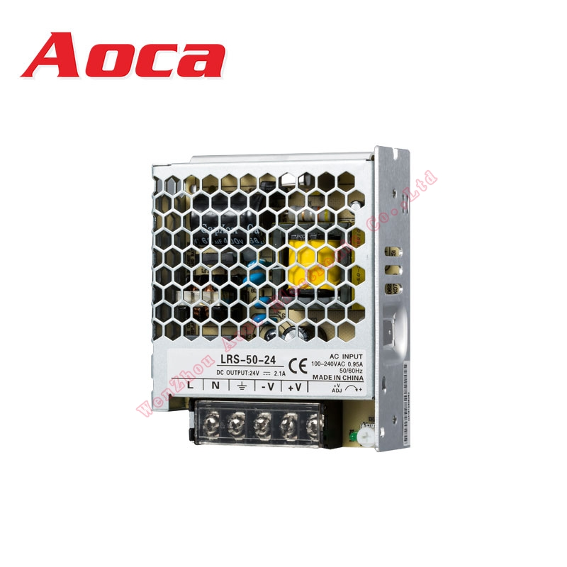 12v 4a Switching Power Supply,AC 85~264V to DC 24v 2a,Universal Regulated 50w Wide Voltage Transformer,for LED Strip Lights