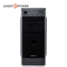 LOGIC POWER desktop computer  case  New Arrivals,80mm fan , CD-ROMx2, HDDx1,  PCIx7, USBx2, AUDIO In/ Out #4206