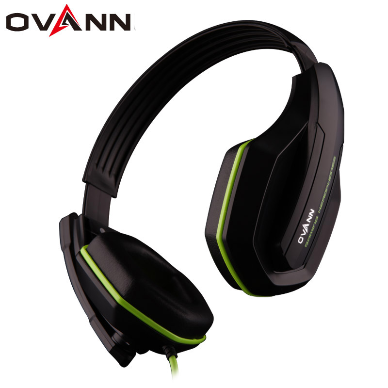 Professional Comfortable Play Computer Game Headset Headphone Large Voice Coil Omnidirectional Headband Earphone 2.4m Line<br><br>Aliexpress