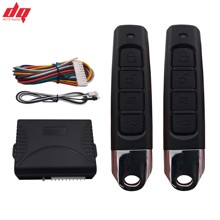10P General Car Alarm System Auto Remote Central Kit Door Lock Locking System With Key Central Locking with Remote Control(China)