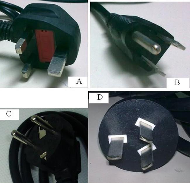 plug for on-grid inverter..