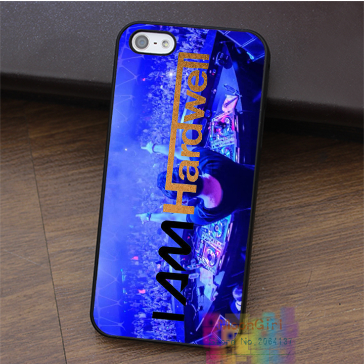 I AM Hardwell DJ Electro Music Producer Tomorrowland case for iphone 4 4s 5 5s 5c SE 6 6s 6 plus 6s plus 7 7 plus #LI1490(China (Mainland))