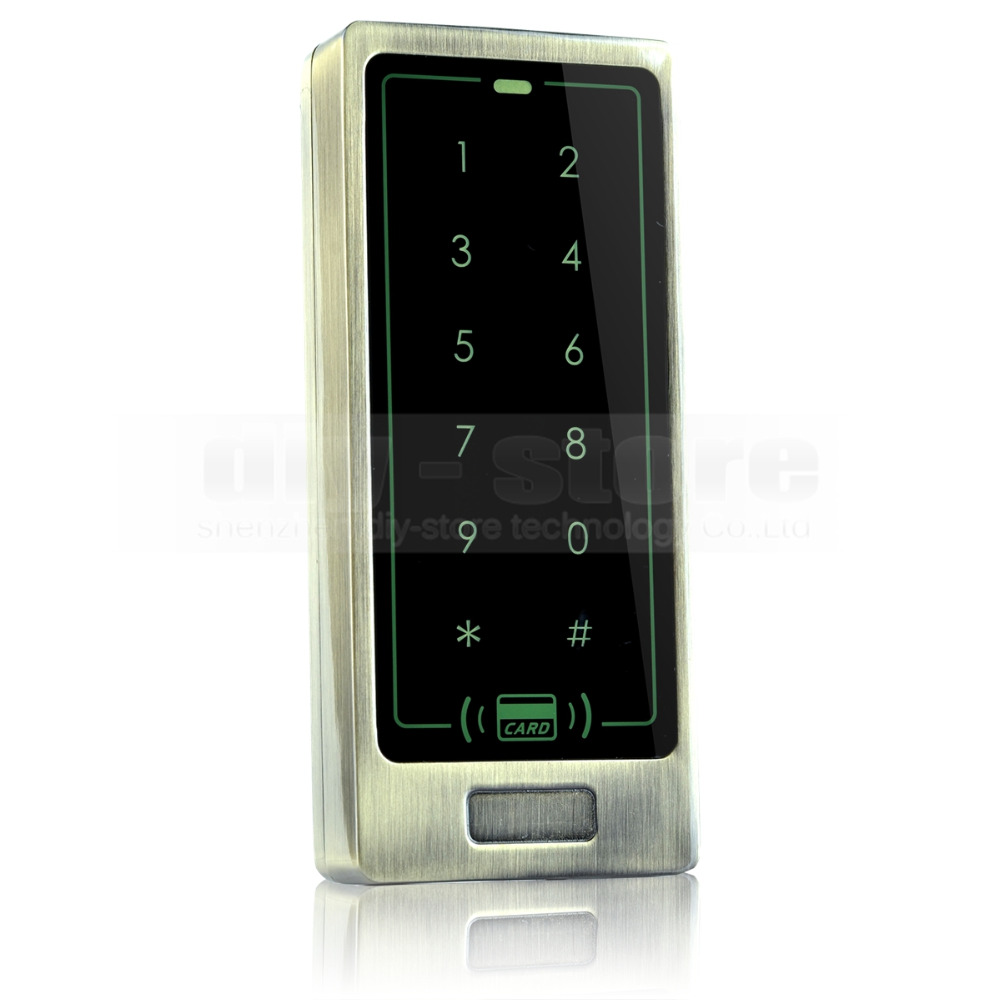 DIYSECUR Weg 26 Access Controller RFID Reader Password Touch Keypad Brand New Safety for Access Control System<br><br>Aliexpress