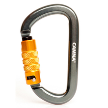 P68 Outdoor professional rock climbing/master lock/D automatic lock / security/lock/fast hanging equipment CE certification