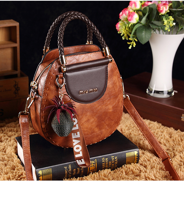 CHISPAULO Brand PU leather Handbags | Messenger Bag 22