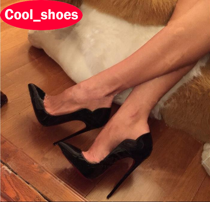 Zapatos Mujer Women Shoes Sexy Pointed Toe High Heels Thin Heels Party Wedding Shoes Women Pumps 746<br><br>Aliexpress