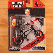 Mini Finger BMX Bicycle Flick Trix Finger Bikes Toys BMX Bicycle Model Bike Tech Deck Gadgets Novelty Gag Toys For Kids Gifts(China)